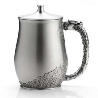 [FREE SHIPPING] Royal Selangor Imperial Tankard with Lid