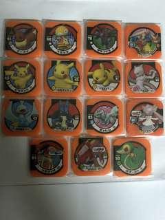 Pokemon Tretta - Promo Tretta