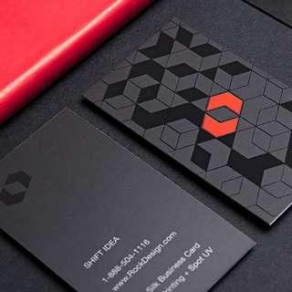 Namecard Printing Service