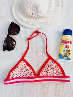 Swimsuit / swimwear / bikini top