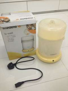 Preloved Steam Sterilizer