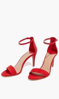 stiletto heels sandal
