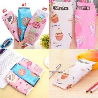 New vute pencil case