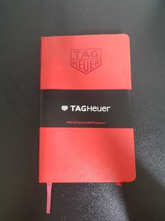 Tag heuer notebook