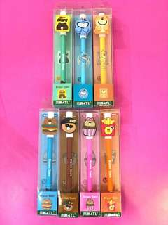 Animated Character Erasable Pen