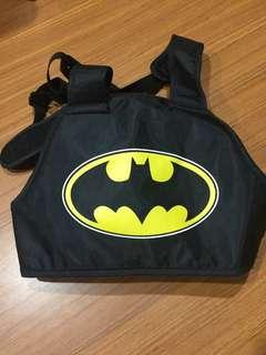 兒童機車安全帶蝙蝠俠