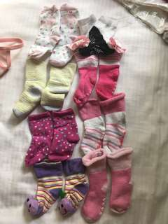 Baby Socks up to 12m