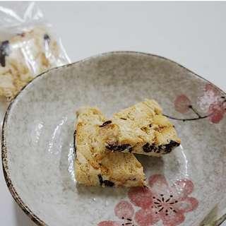手工自製棉花糖餅