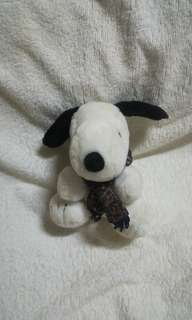 Vintage Snoopy Plush Toy