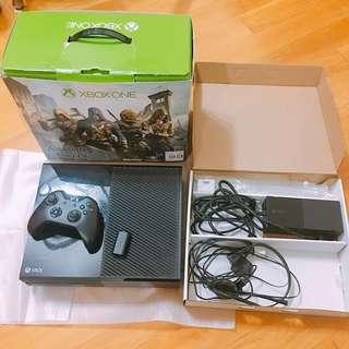 (二手)XBOX ONE 500G主機+8款遊戲