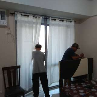 Bedspace Condo sharing Manhattan Heights Condominium