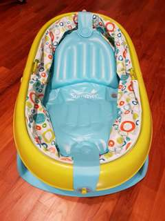 Summer Infant Foldable Bathtub