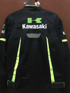 Kawasaki Rider Jacket with padding