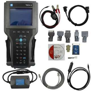 GM Tech 2 PRO Kit ,GM Tech2 Professional 2012 Vetronix TECH-2 gm diagnostic scanner