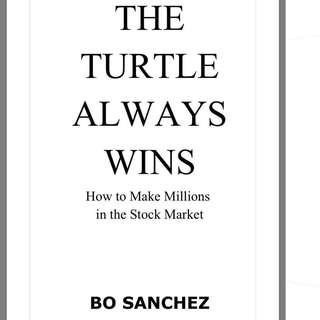 The Turtle Always Wins by Bo Sanchez