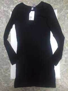 Little black long sleeve dress, Free Shipping, w Tag