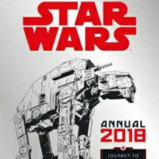 Sar Wars Annual 2018 (Activity Book)