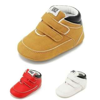 Stock Now Available: Baby Boys and Girls Slip Indoor Sneakers