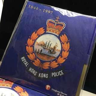 皇家警察電話卡 - 號 7097