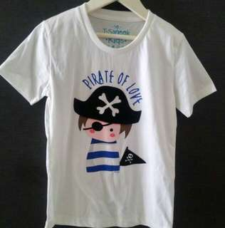 Limited Edition Pirate Of Love shirt