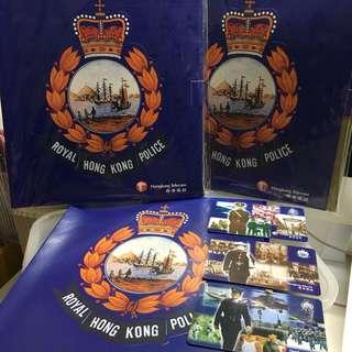香港皇家警察電話卡紀念限量版 - 號 8666