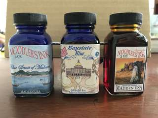Noodler's Fountain Pen Ink Samples (5 ml)