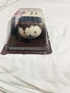 Authentic Puni Maru Chocolate Ice Cream Scented Squishy Mochi Seal (Trades Accepted)