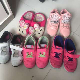 #clearance Girly girl branded shoes #girls #kids #shoes
