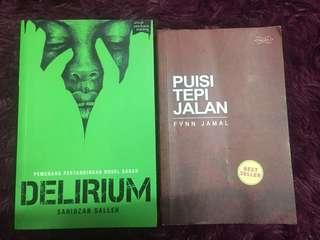 Buku Fixi(2 for rm13)