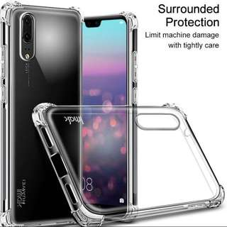 Antishock clear case for samsung & iphone 📱
