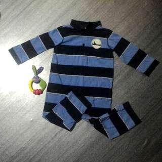 Baby Boy Sleepsuit 18-24m