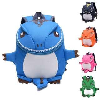 [PO] 3D Dinosaur Backpack School Bag