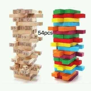 Jengga Blocks