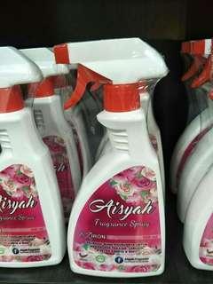 aisyah fragrance