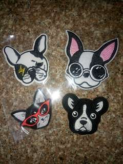 Handmade Iron-on Patches