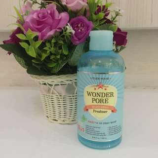 Wonder pore freshner