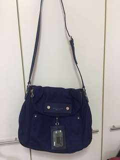 *Fast deal $100* Marc by Marc Jacobs Nylon Crossbody Bag