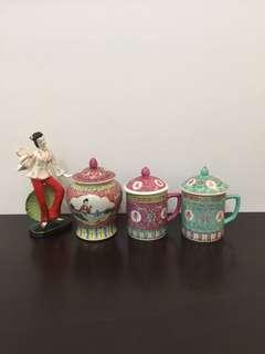 Wanshou Mugs
