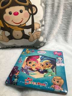 My First Puzzle Book Shimmer and Shine