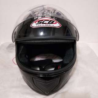 SCB 全罩式安全帽 (SIZE:M 57~58CM)