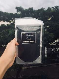 Charcoal Powder yang MULTIFUNGSI