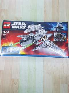Star Wars Lego 8096 Emperor Palpatine's Shuttle Brand New and Sealed