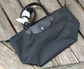 Authentic Longchamp Le Pliage Handbag
