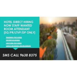 HOTEL HIRING NOW CALL 96388375