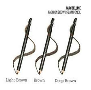 Maybelline Fashion brow 3d