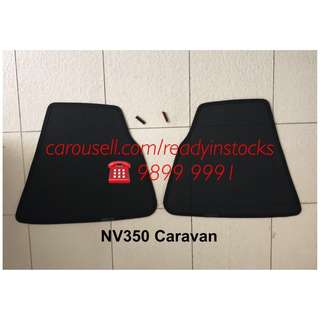 Nissan NV350 Van Front Door NEW IMPROVED SIZE Magnetic Sun Shade / NV350 Accessories
