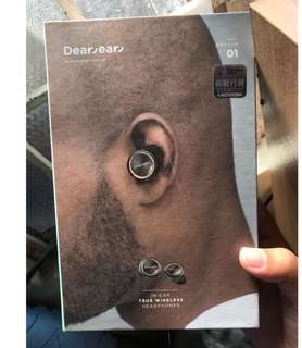Dearear Endear True Wireless Earphones‼️