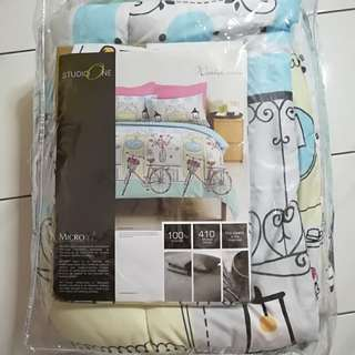 Super single comforter set
