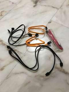 Silverstone sata cables