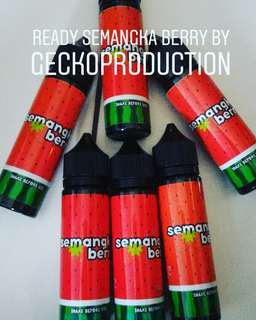 Liquid Semangka Berry by geckoproduction